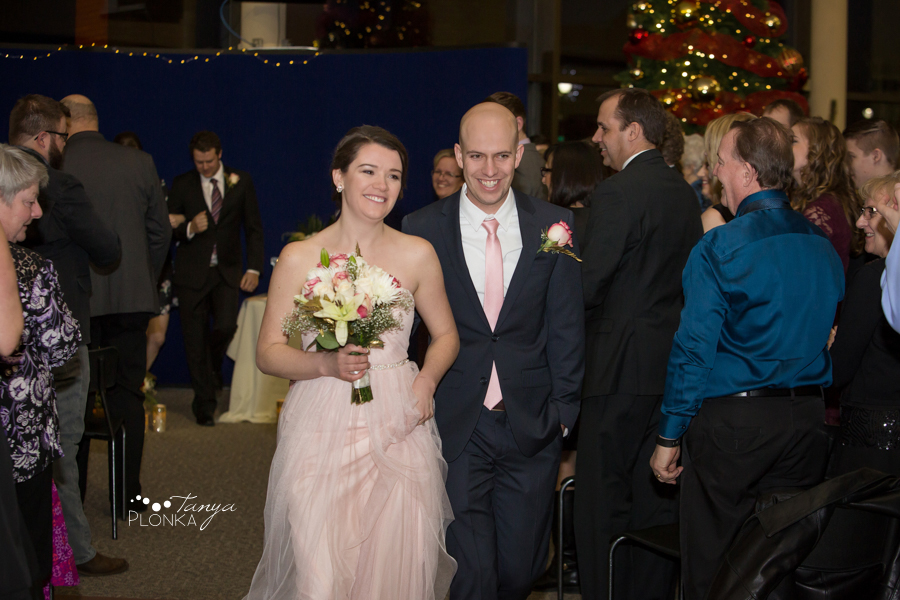 Lynn & Kaitlyn, Lethbridge City Hall wedding ceremony