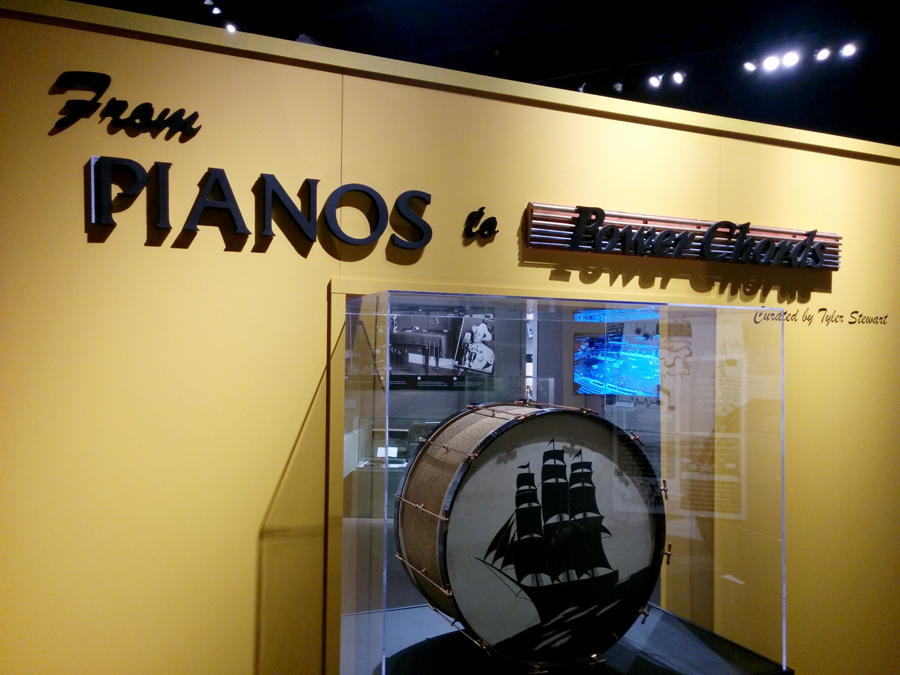 From Pianos to Power Chords Galt Exhibit