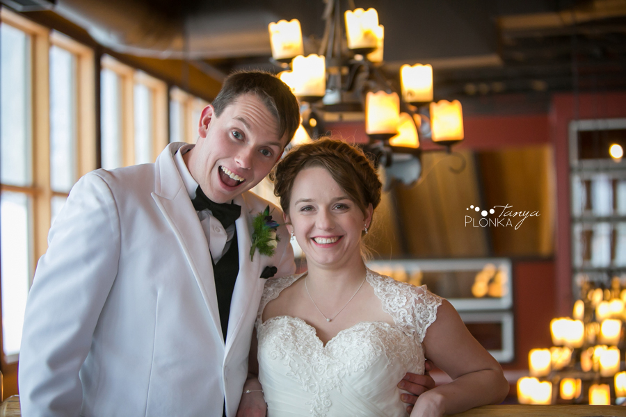 Jeremiah and Hannah, Waterton Lakes Lodge winter wedding