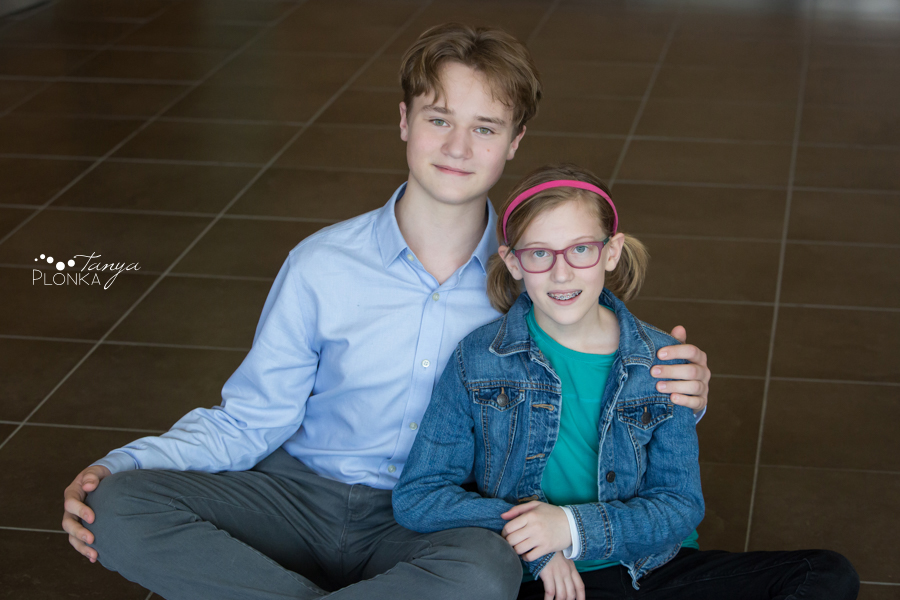 Lethbridge extended family indoor session