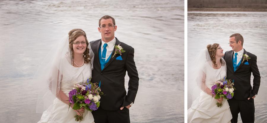 Melinda and Henk, Pavan Park wedding photography