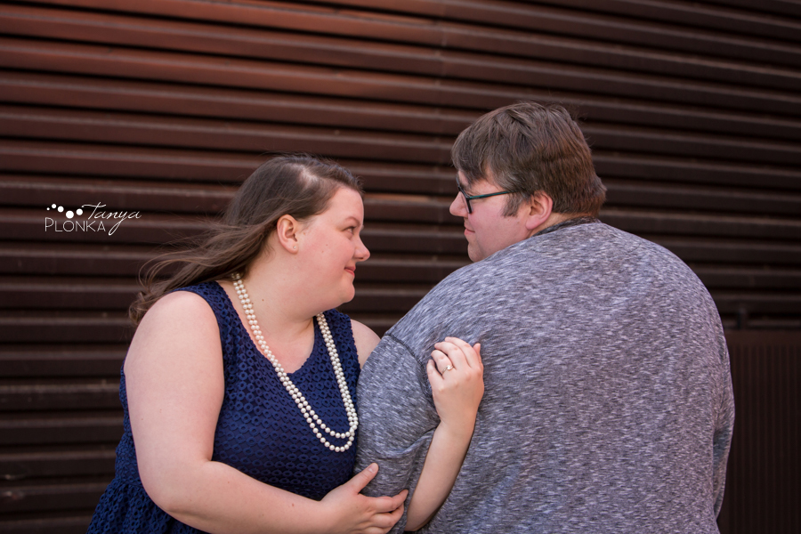 Galt Museum engagement session