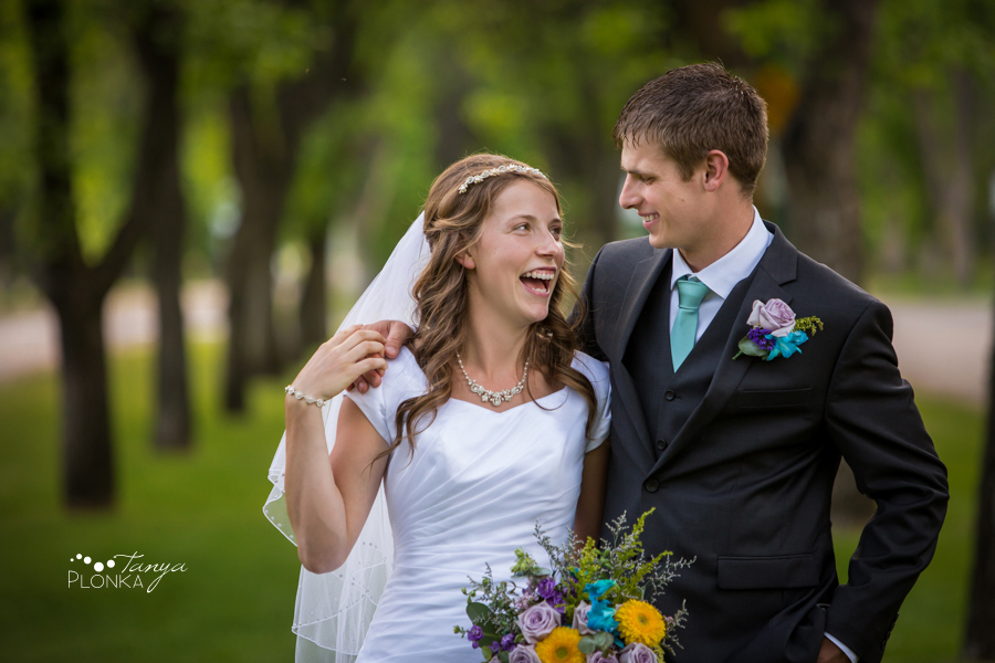 Kim and Nathaniel, Lethbridge Research Centre wedding photos