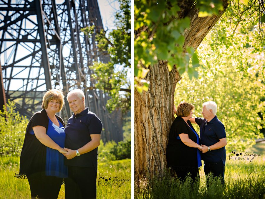 Indian Battle Park couples portraits