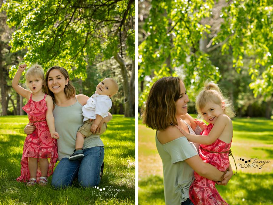 Henderson Lake summer family photos