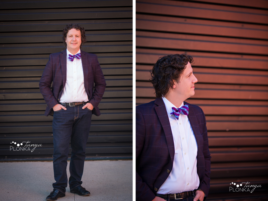 Jennifer & David, Southern Alberta Art Gallery wedding