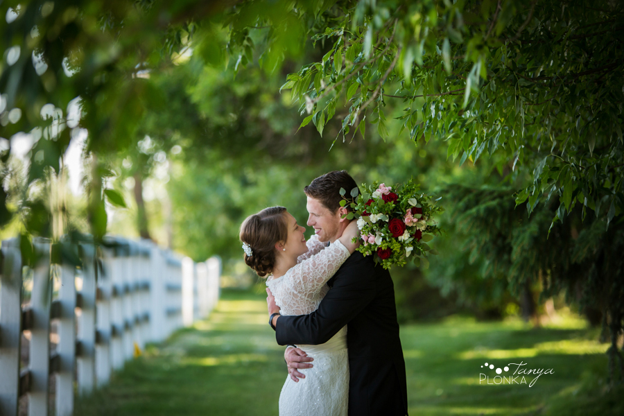 Willene and Joel, Norland Summer Wedding Portraits