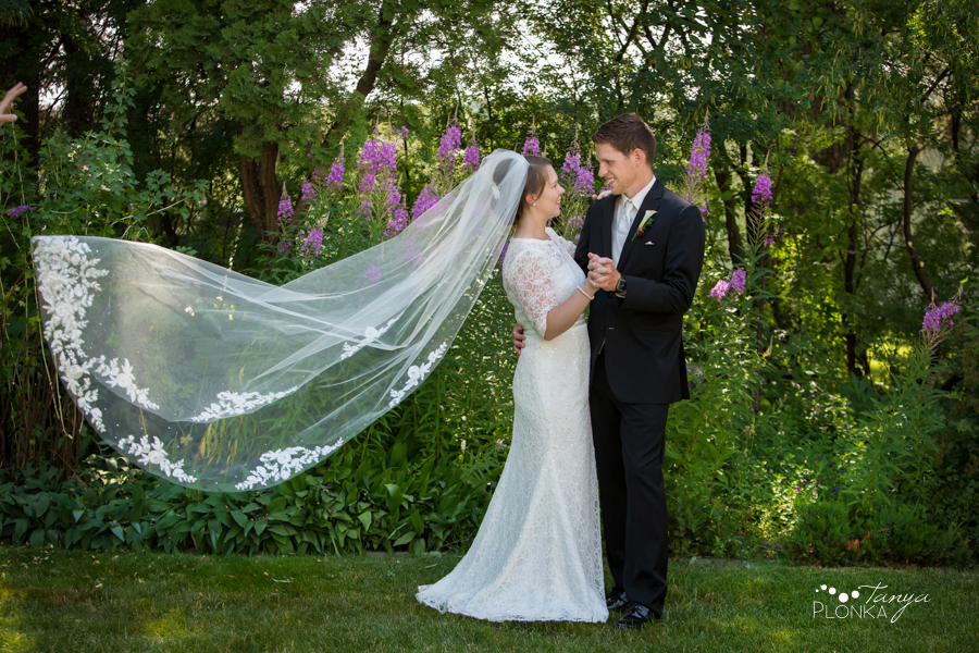 Willene and Joel, Norland Summer Wedding Photos