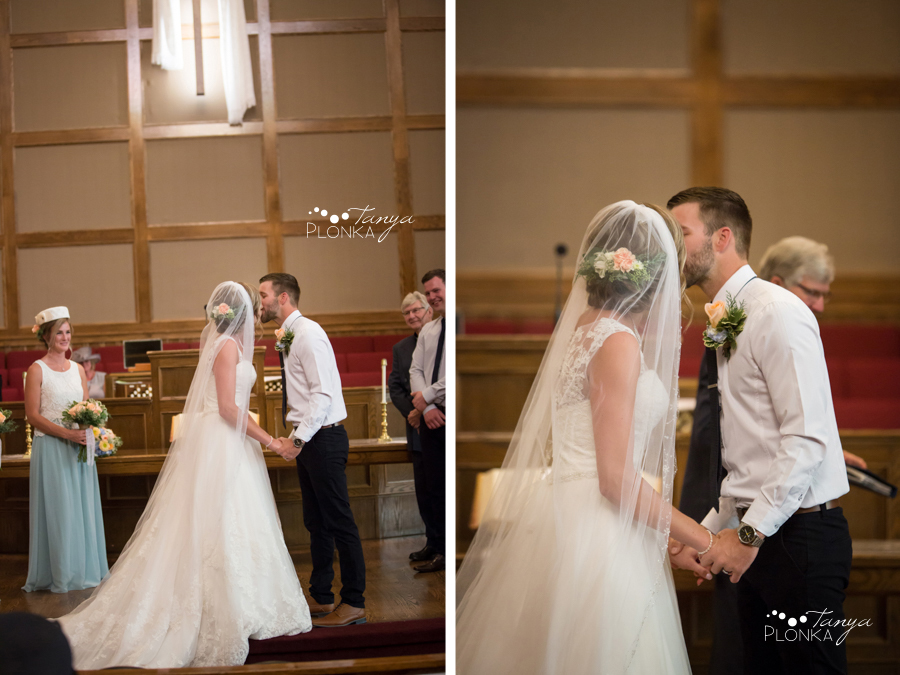 Willianne and Steven, Southminster United Church Wedding ceremony