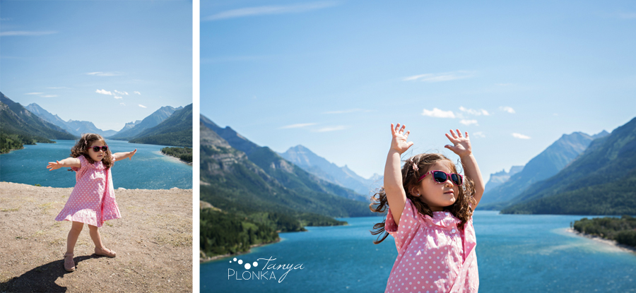 Waterton Lakes family photos