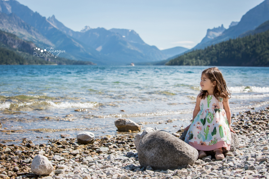Waterton family photos