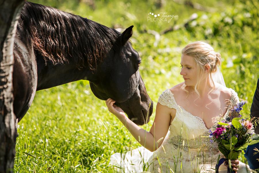Jodie and Steven, Twin Butte farm wedding