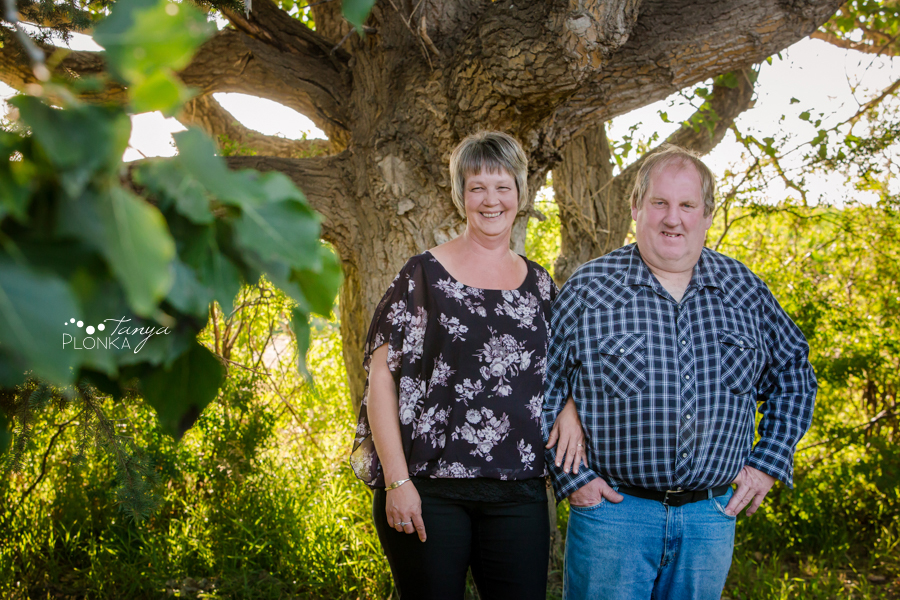 Coaldale family farm photos