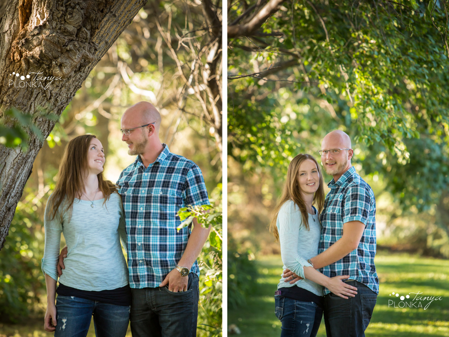 Coaldale outdoor family photos