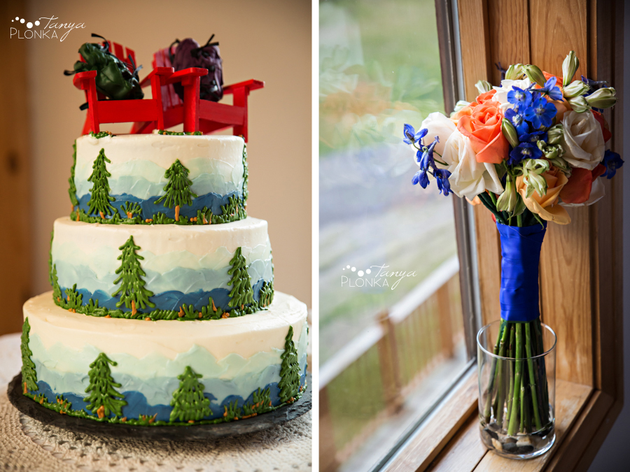 Norquay wedding cakes