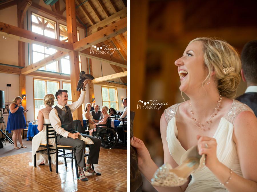 Erik and Alena, Mount Norquay Banff Wedding
