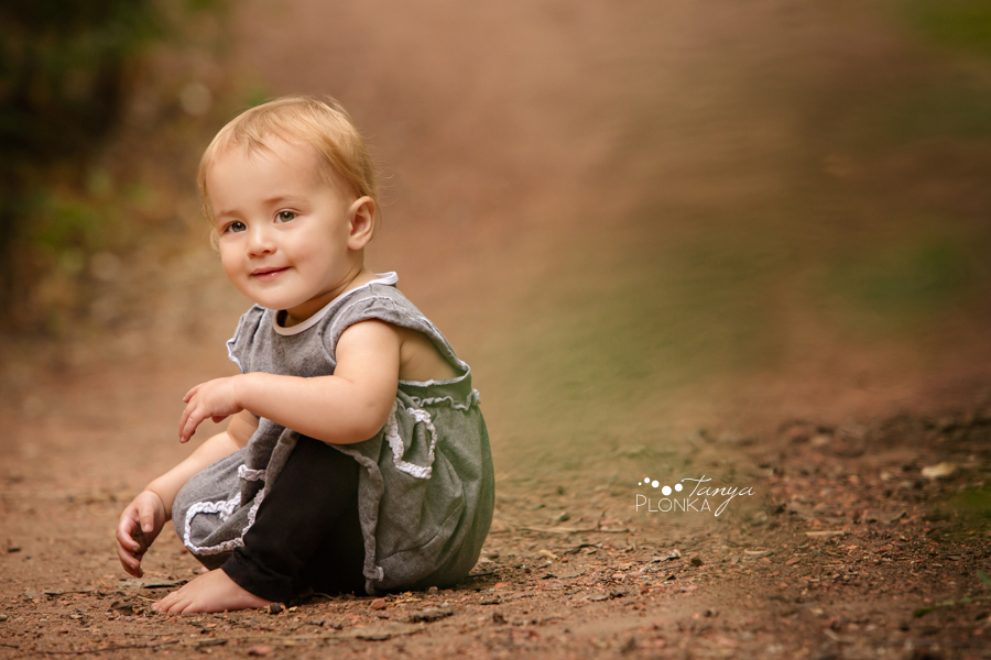 Pavan Park summer family portrait session