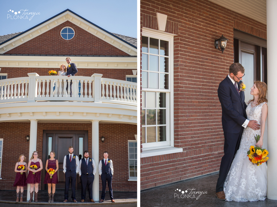 Dianne and Adam, Coaldale Summer Wedding Photos