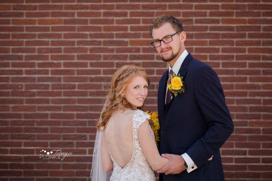Dianne and Adam, Coaldale Summer Wedding Photos