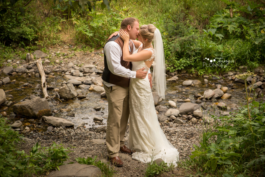 Amanda and Jesse, SpringBreak Flower Farm outdoor ceremony