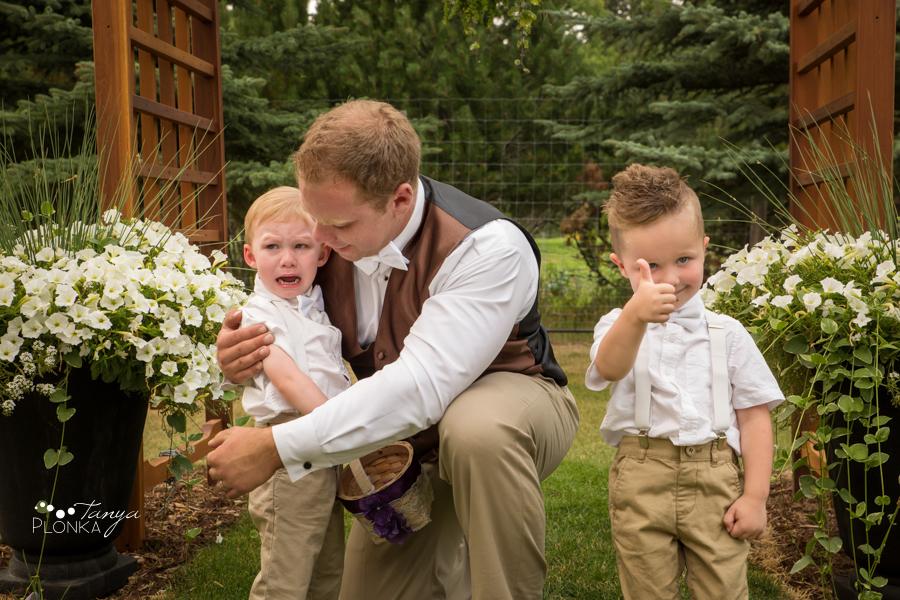 Amanda and Jesse, SpringBreak Flower Farm wedding photos