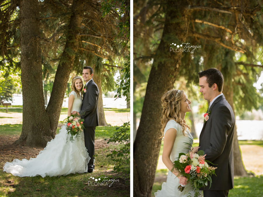 Koralee and Colin, Henderson Lake wedding photos
