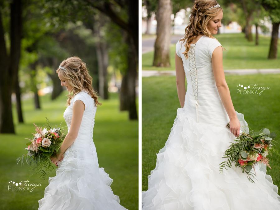 Koralee and Colin, Lethbridge wedding photos