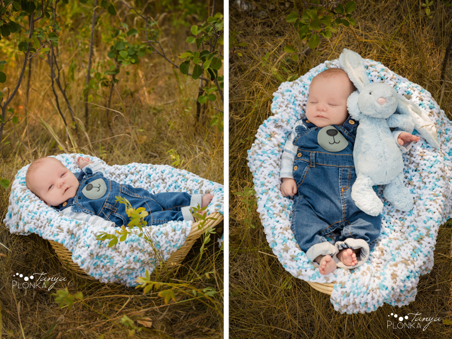 Fort Macleod newborn family photos