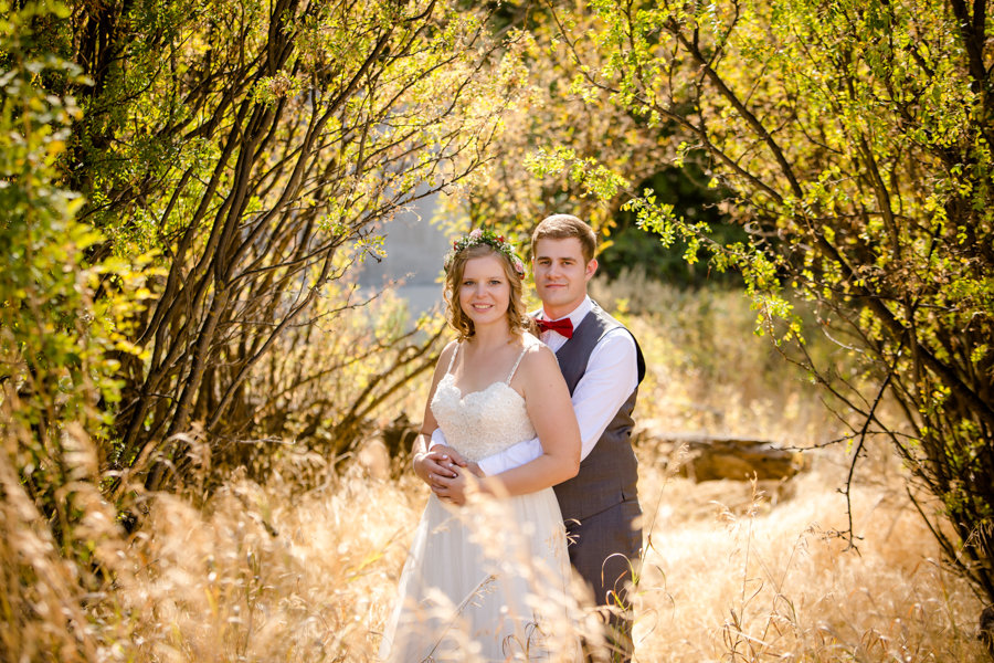 Jessica & Josiah, Lethbridge Trinity Reformed Church Wedding
