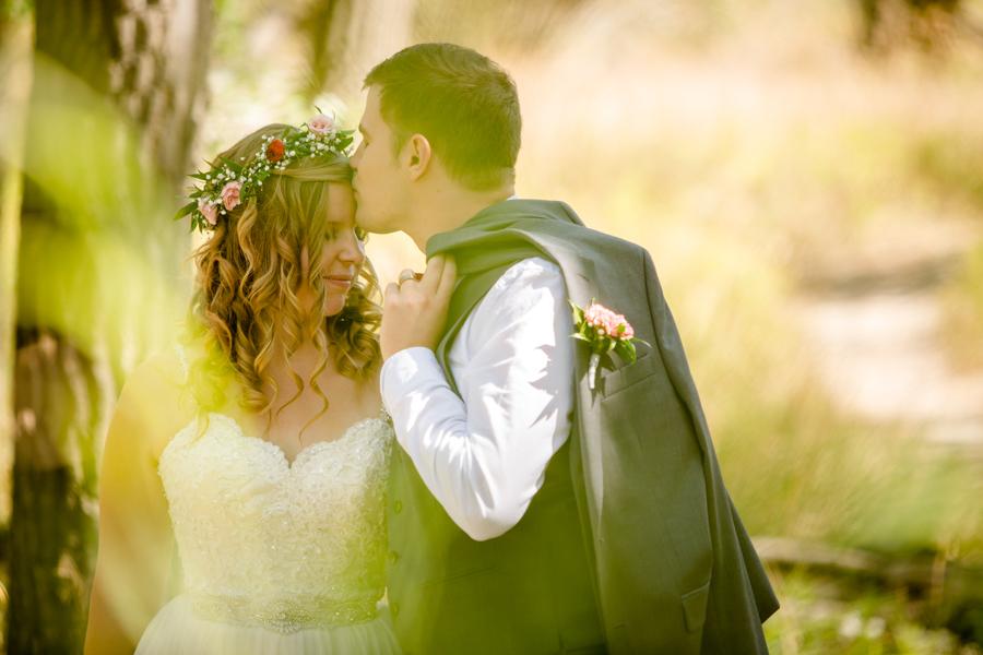 Jessica & Josiah, Lethbridge summer wedding photos