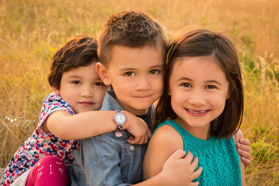 Lethbridge autumn family photo session