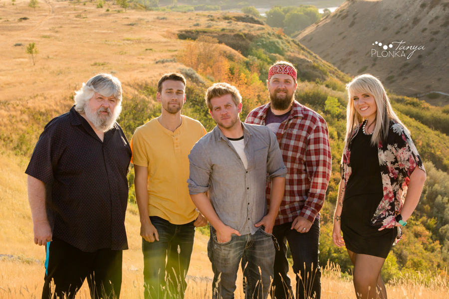 Lethbridge band photos of Coyote Junction