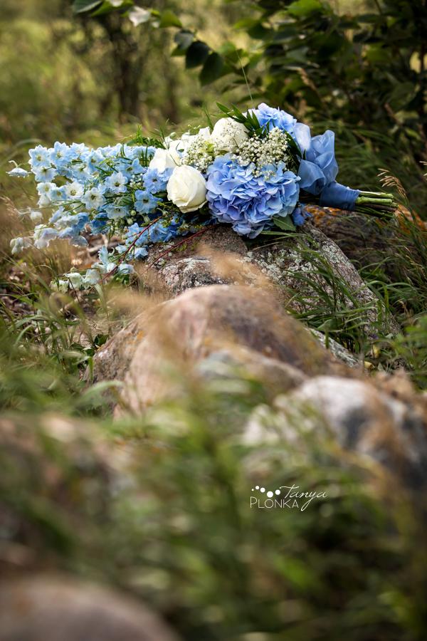 rural Alberta wedding bouquet