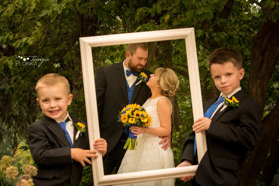 Mandy and Chris, Lethbridge Research Centre wedding photos
