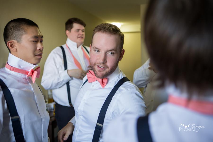 Krysty and Kole, Lethbridge Coast Hotel wedding getting ready photos