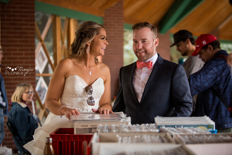 Krysty and Kole, Lethbridge Research Centre wedding photography