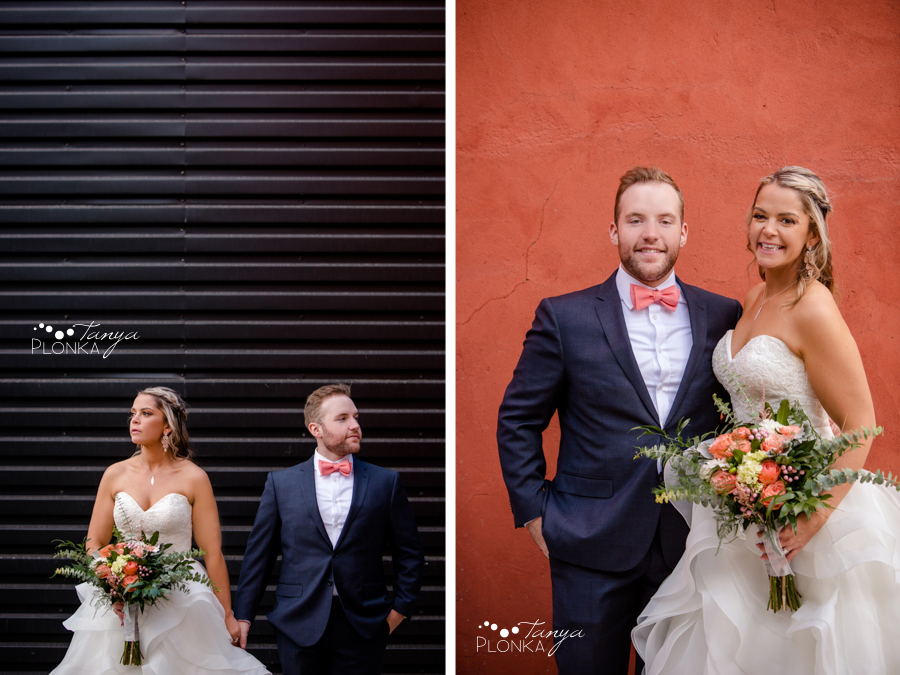 Krysty and Kole, Galt Museum wedding photos