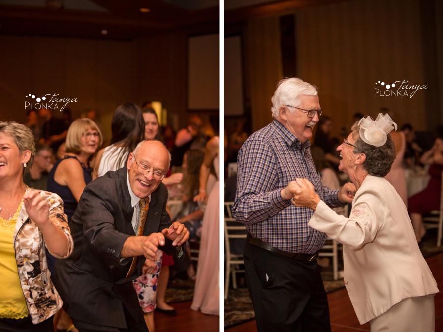 Krysty and Kole, Lethbridge Coast Hotel wedding reception photos