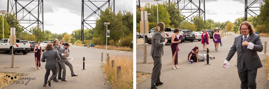 Kelti & Matthew, Lethbridge Indian Battle Park wedding photos