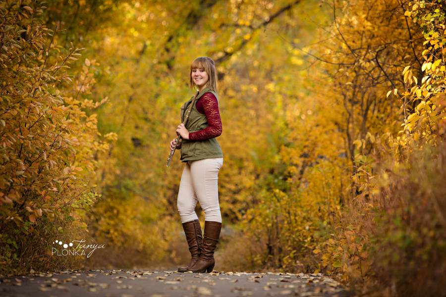 Lethbridge autumn musician portraits