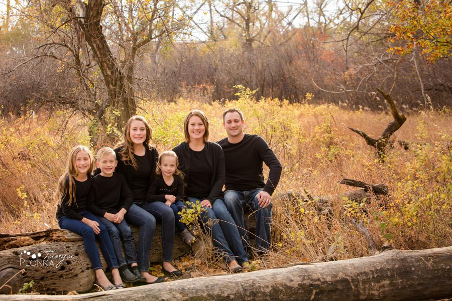Lethbridge fall family photos