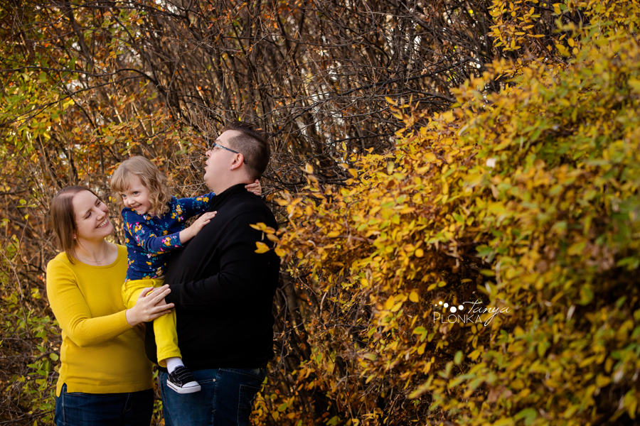 West Lethbridge fall family portraits