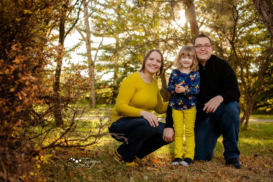 West Lethbridge fall family portraits