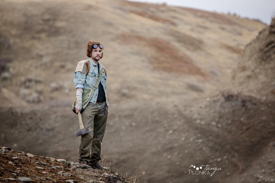 post apocalyptic world creative portraits