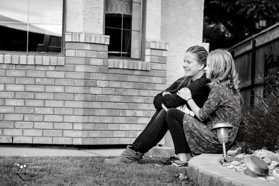 Coaldale lifestyle family photo session