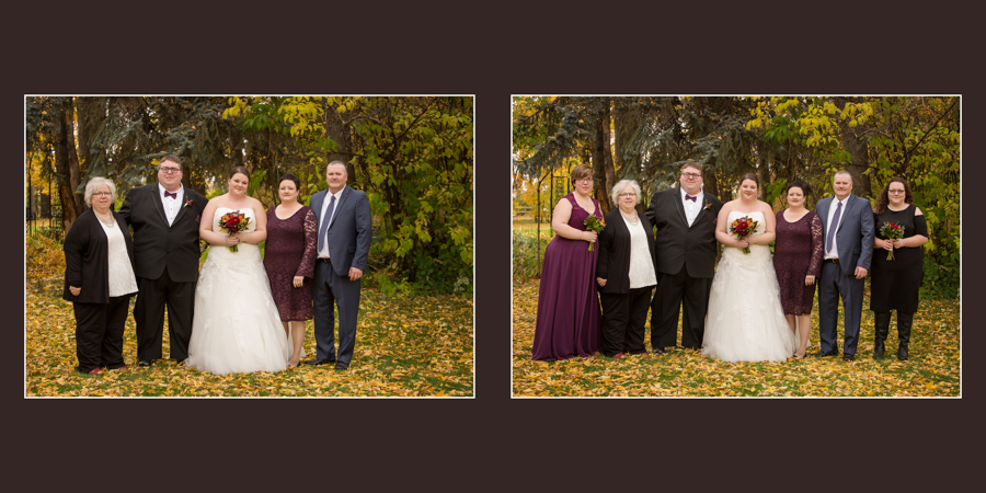 Norland Historic Estate wedding album