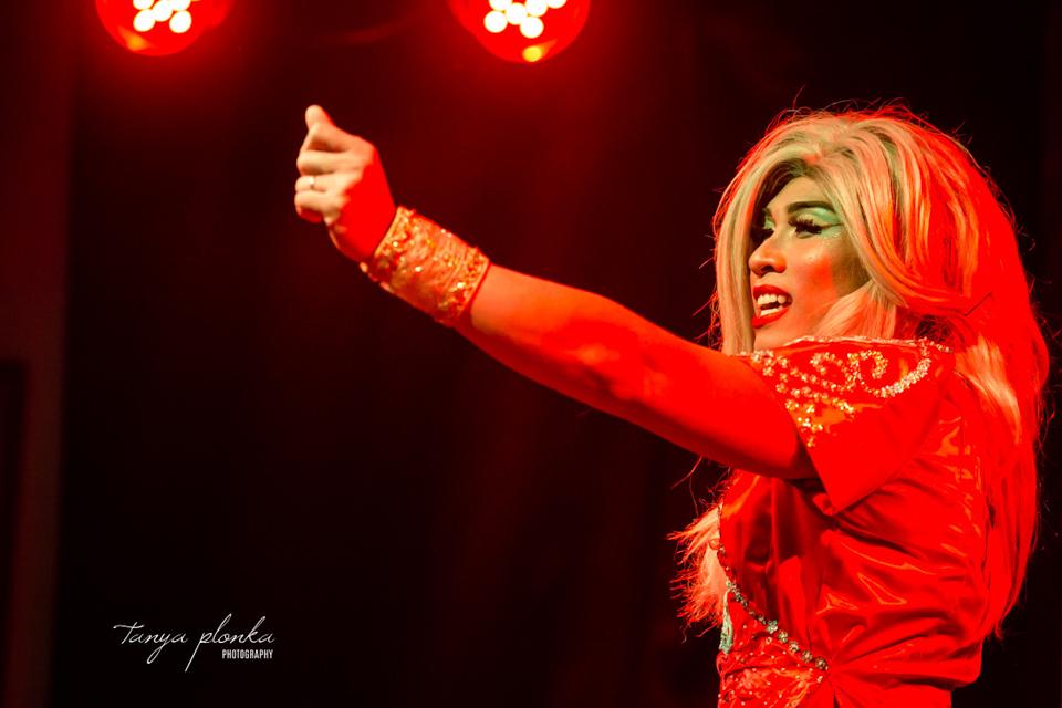 Lethbridge Casino 2018 Diva Cabaret Drag Show for Pride Fest