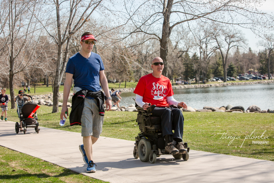 2018 Lethbridge MS Walk at Henderson Lake