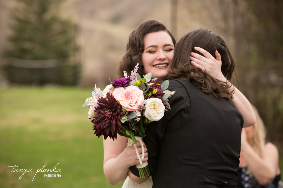 Bailey and Wes, Pavan Park wedding photos