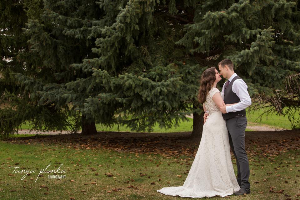 Bailey and Wes, Lethbridge wedding photography